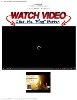 ^^ Watch Kod Adi KOZ Movie Stream