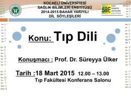 İndir - Kocaeli Üniversitesi