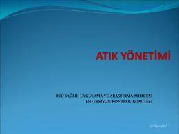 At¦-k Yonetimi