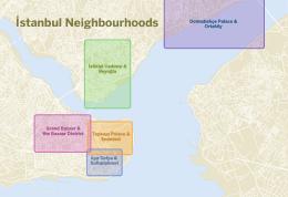İstanbul Neighbourhoods