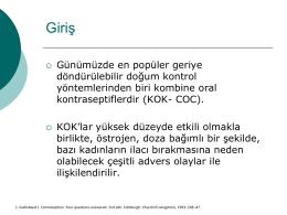 Prof. Dr. Kemal Öztekin (19 Ekim 2012