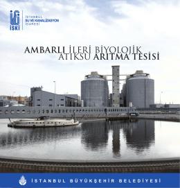 ambarlı ileri biyolojik atıksu arıtma tesisi