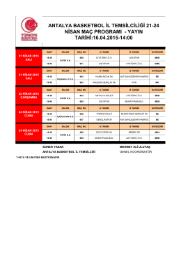 antalya basketbol il temsilciliği 21