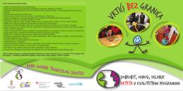 Dobrobit, odnosi i delanje deteta u kvalitetnim