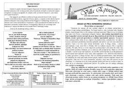 Villa Episcopi - Župa Uznesenja BDM – Biškupec