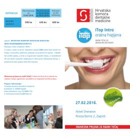 Program pročitajte ovdje... - Hrvatska Komora Dentalne Medicine