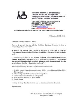 HR-10000 ZAGREB, PIEROTTIJEVA 6. MB 3599370 OIB