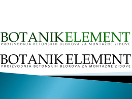 File - BOTANIK ELEMENT