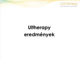 Ultherapy eredmények