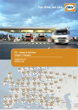 658 stations, PDF, 2 MB - DKV EURO SERVICE GmbH + Co. KG