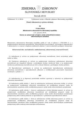 Pdf - Elektronická zbierka zákonov