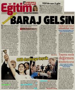 değirmen - Ankara Sanayi Odası