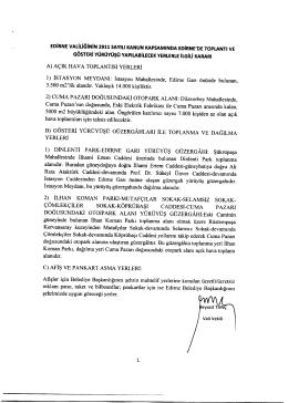eosreni vunuvu$u vrprLasiucEK yERrERu ileiil KARARI A) AerK