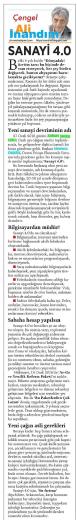 sanayi 4.0 - Ankara Sanayi Odası