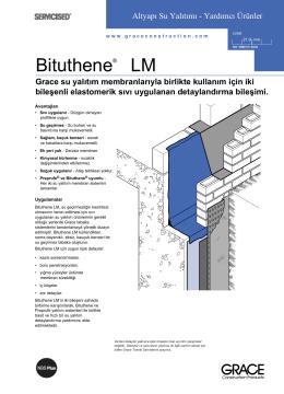 Bituthene® LM