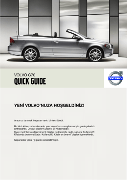 C70 Quick Guide w620 version B Sv.fm