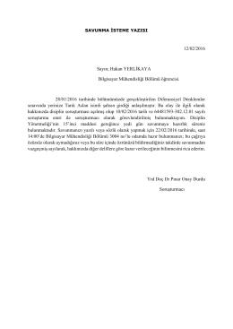 indir - Kocaeli Üniversitesi Bilgisayar Mühendisliği