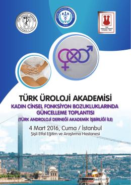 TÜAK Kadın Cinsel Fonksiyon Bozukluklarında Güncelleme Toplantısı