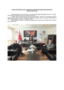 Türkiye Harp Malülü, Gaziler ve Şehit Dul ve Yetimleri