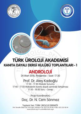 androloji - Türk Üroloji Derneği