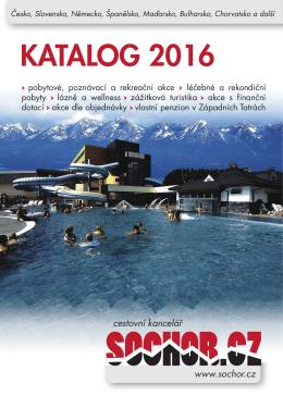Katalog - Sochor s.r.o.