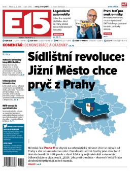 sídlištní revoluce: jižní město chce pryč z Prahy