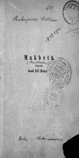 Lady Makb. - PDF knihy