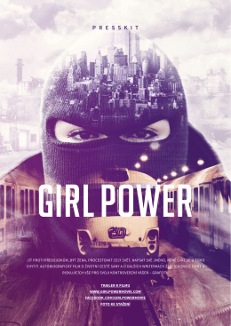 Press kit - Girl Power