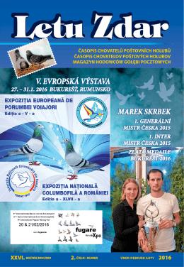 LETU ZDAR 2/2016 - Ecoteam Matuška