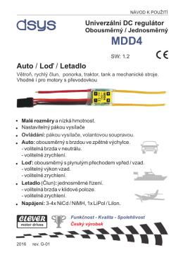 MDD4 - DSYS