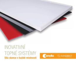 Katalog PDF - Xenylla Sundirect šetří vaše peníze i životní prostředí!