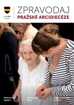 Zpravodaj 2/2016 - Arcibiskupství pražské