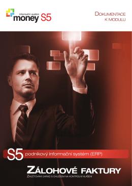 Zálohové faktury - Cígler software, a.s.