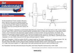 Zlín Z-50 - Slet československých letadel