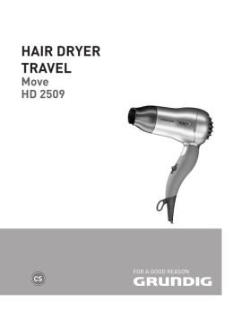 hair dryer travel - produktinfo.conrad.com