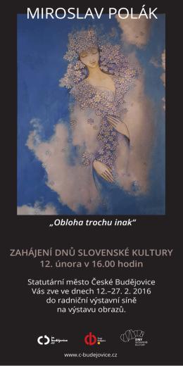 Obloha trochu inak - České Budějovice