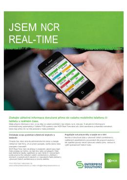 Obecné informace  - Enterprise Solutions