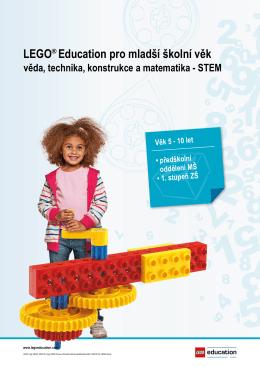 LEGO® Education pro mladší školní věk