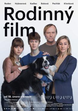 Plakát A1 Rodinný film