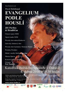 plakát - Ludgeřovice
