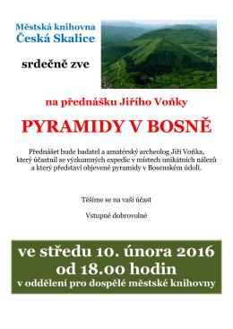pyramidy v bosně