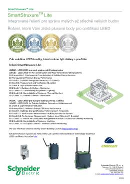 SmartStruxure Lite - Schneider Electric