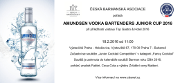 amundsen vodka bartenders junior cup 2016