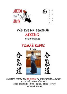 Info - Bohemia Aikikai