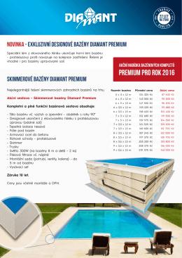 Stáhnout akční nabídku Diamant PREMIUM v PDF