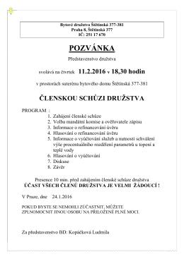 Ke stažení - Družstvo Štětínská 377-381