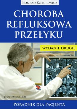 Choroba refluksowa przełyku. Poradnik dla Pacjenta