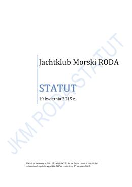 STATUT - jkm