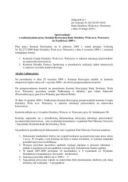 Załącznik XLVII-307-16-02-10 - Urząd Dzielnicy Wola m. st. Warszawy