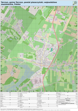 Tarczyn, gmina Tarczyn, powiat piaseczyński
